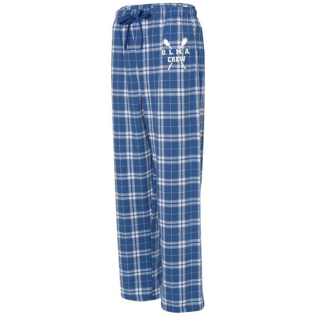 OLMA Rowing Gear Flannel Pants