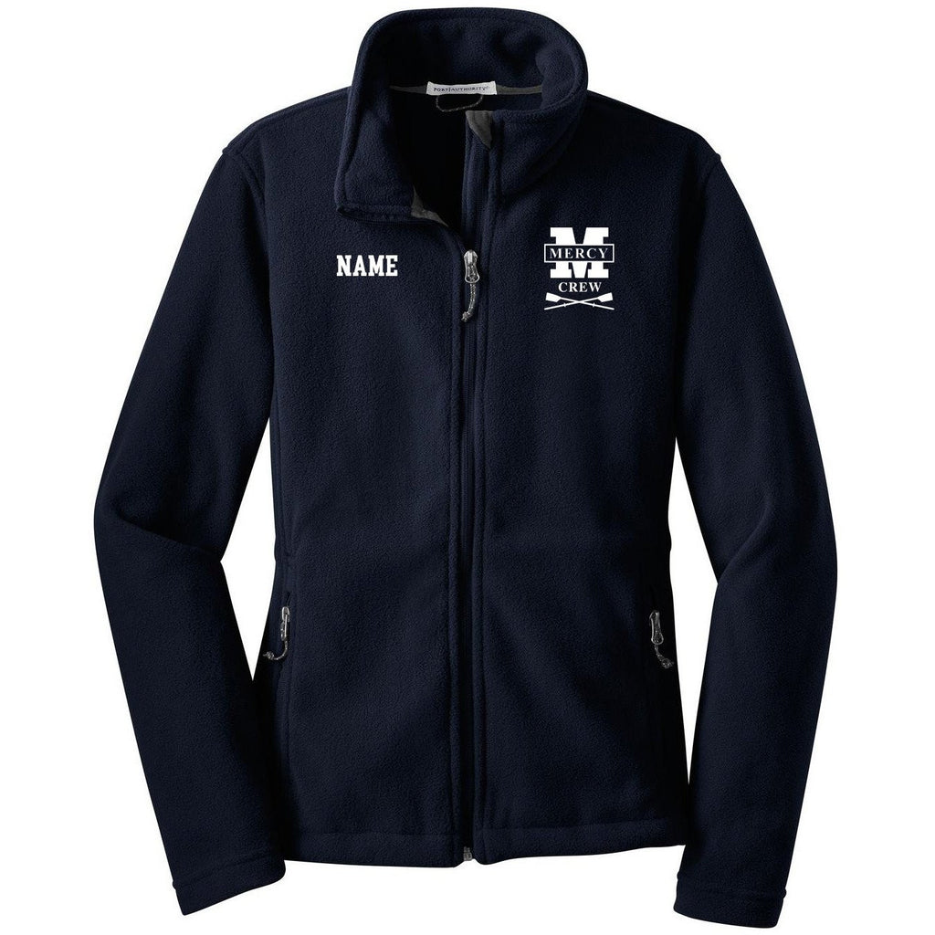 Mercy Crew Fleece Jacket
