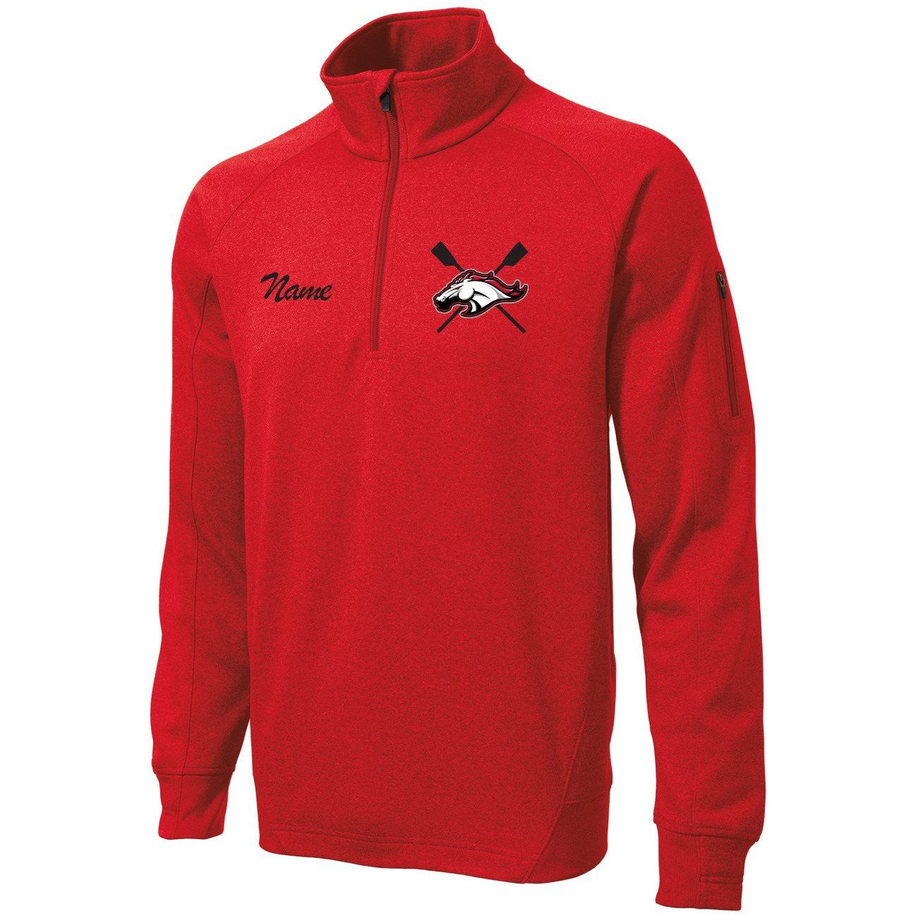 Brophy Crew Mens Performance Pullover