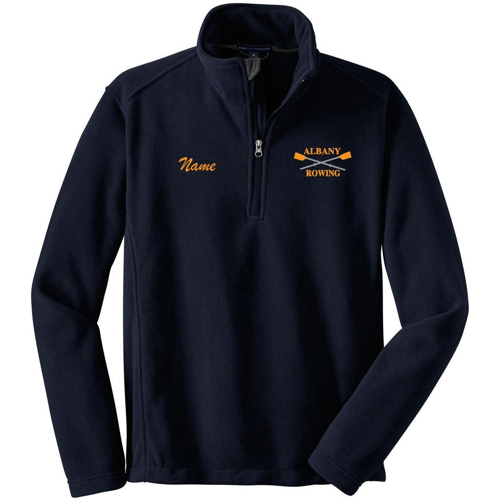 1/4 Zip Albany Rowing Center Fleece Pullover