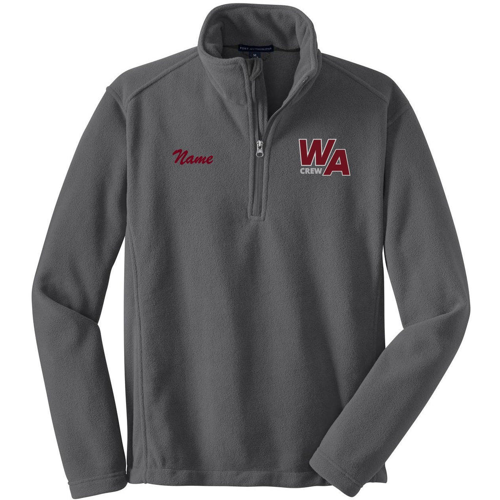 1/4 Zip Westford Crew Fleece Pullover