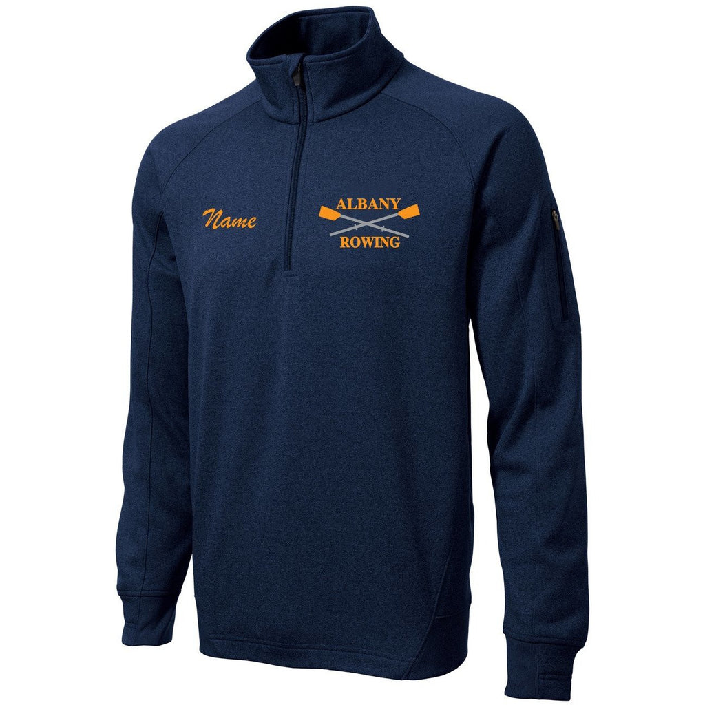 Albany Rowing Center Mens Performance Pullover