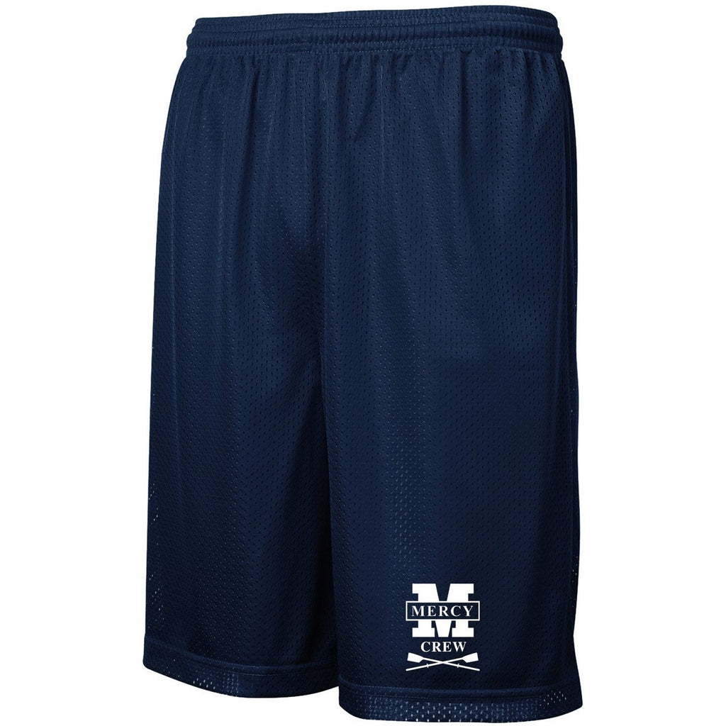 Custom Mercy Crew Mesh Shorts