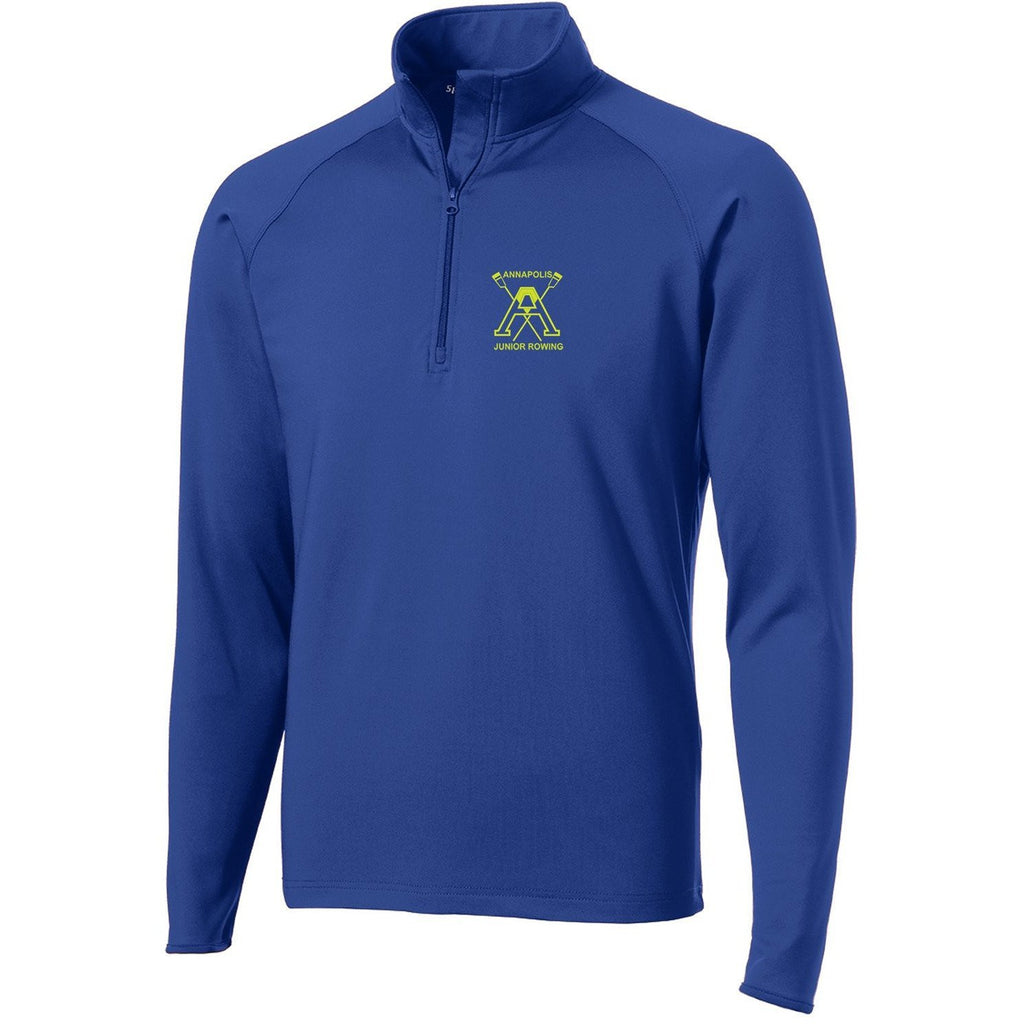 Annapolis Junior Rowing Mens Performance Pullover