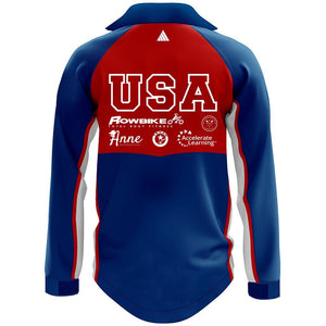 Amherst Rowing Hydrotex Lite Splash Jacket
