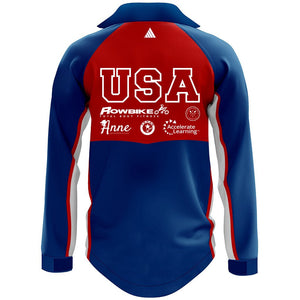 American Oarsmen UltraLite Performance Jacket
