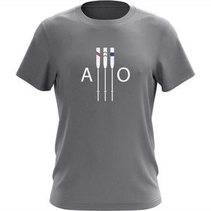 "100% Cotton American Oarsmen Men's ""AO Supporter"" T-Shirt"