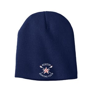 Straight Knit Austin Rowing Club Beanie