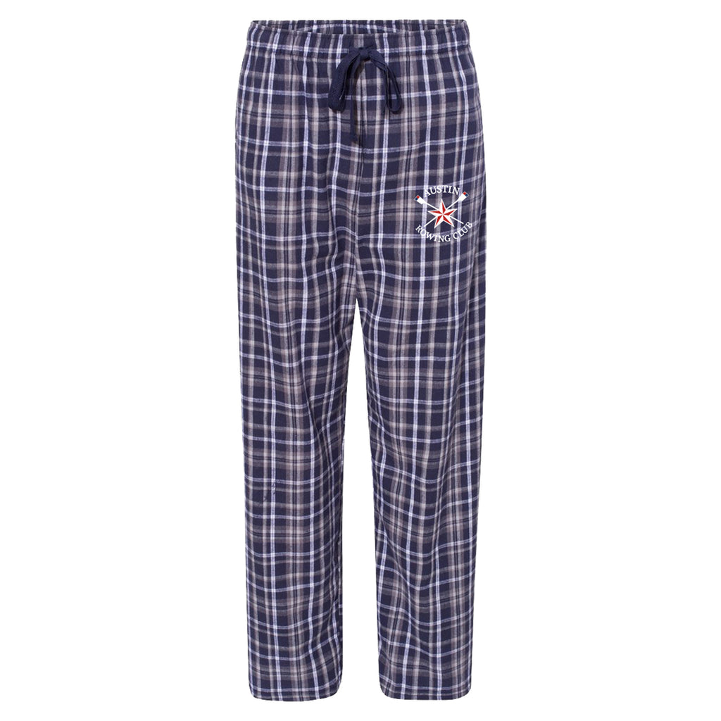 Austin Rowing Club Flannel Pants