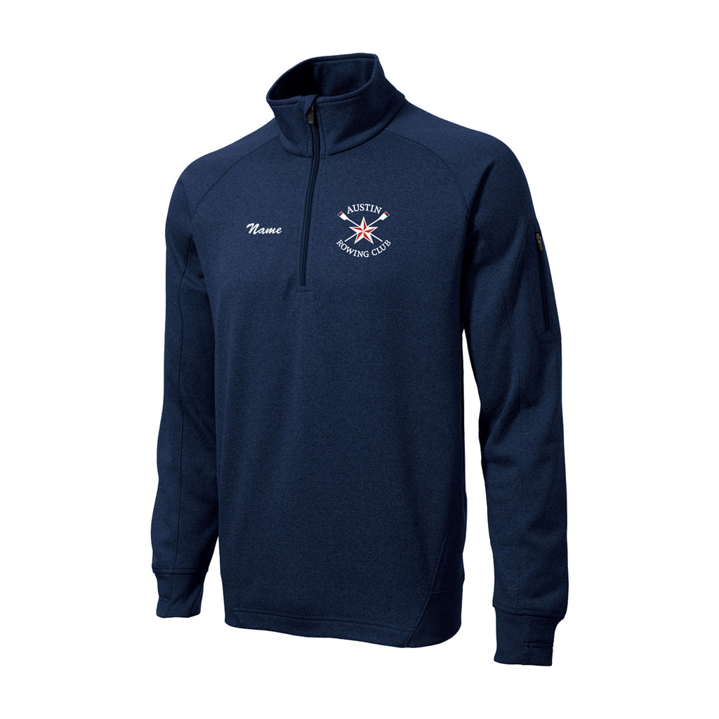 Austin Rowing Club Mens Performance Pullover