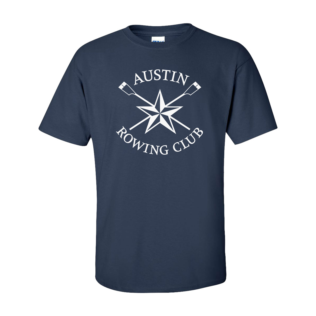 100% Cotton Austin Rowing Club Men's Team Spirit T-Shirt