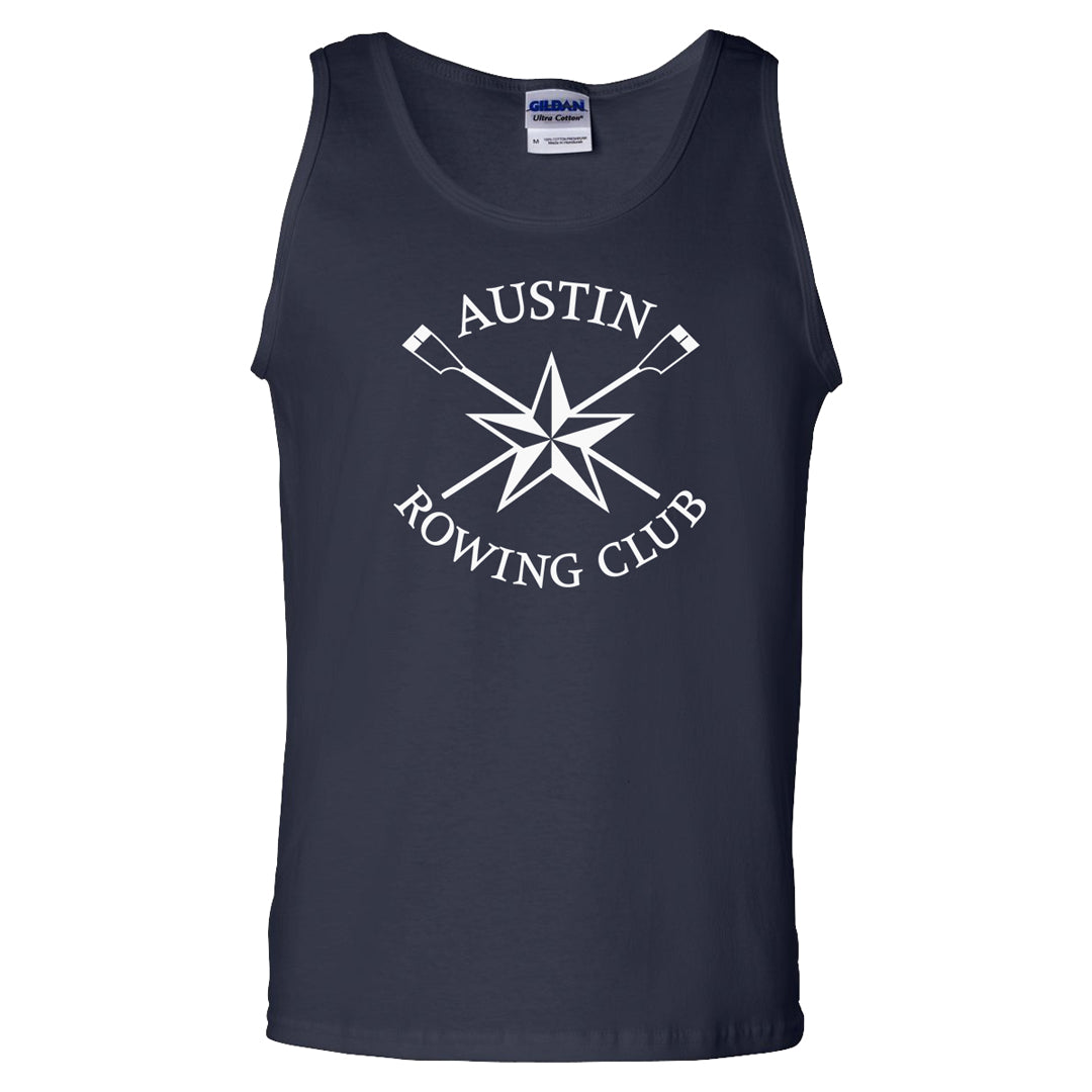 100% Cotton Austin Rowing Club Tank Top