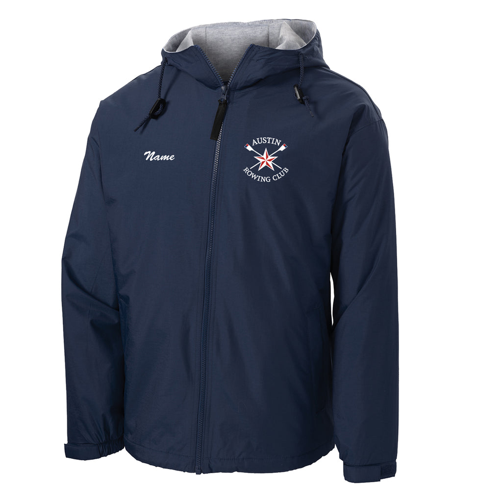Austin Rowing Club Team Spectator Jacket