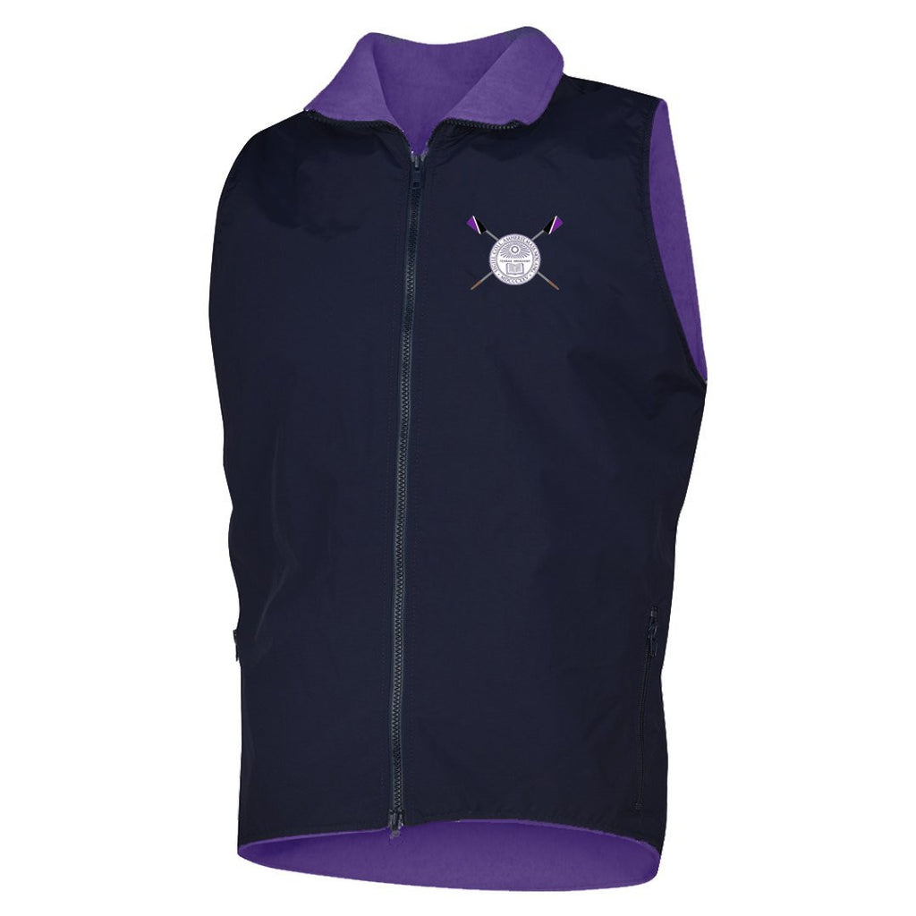 Amherst Rowing Team Nylon/Fleece Vest