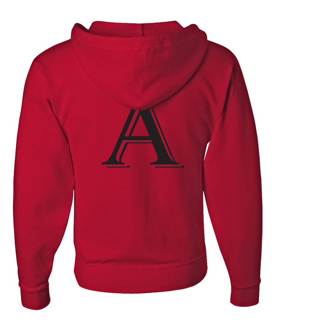 50/50 Hooded Aqueduct RC Sweatshirt