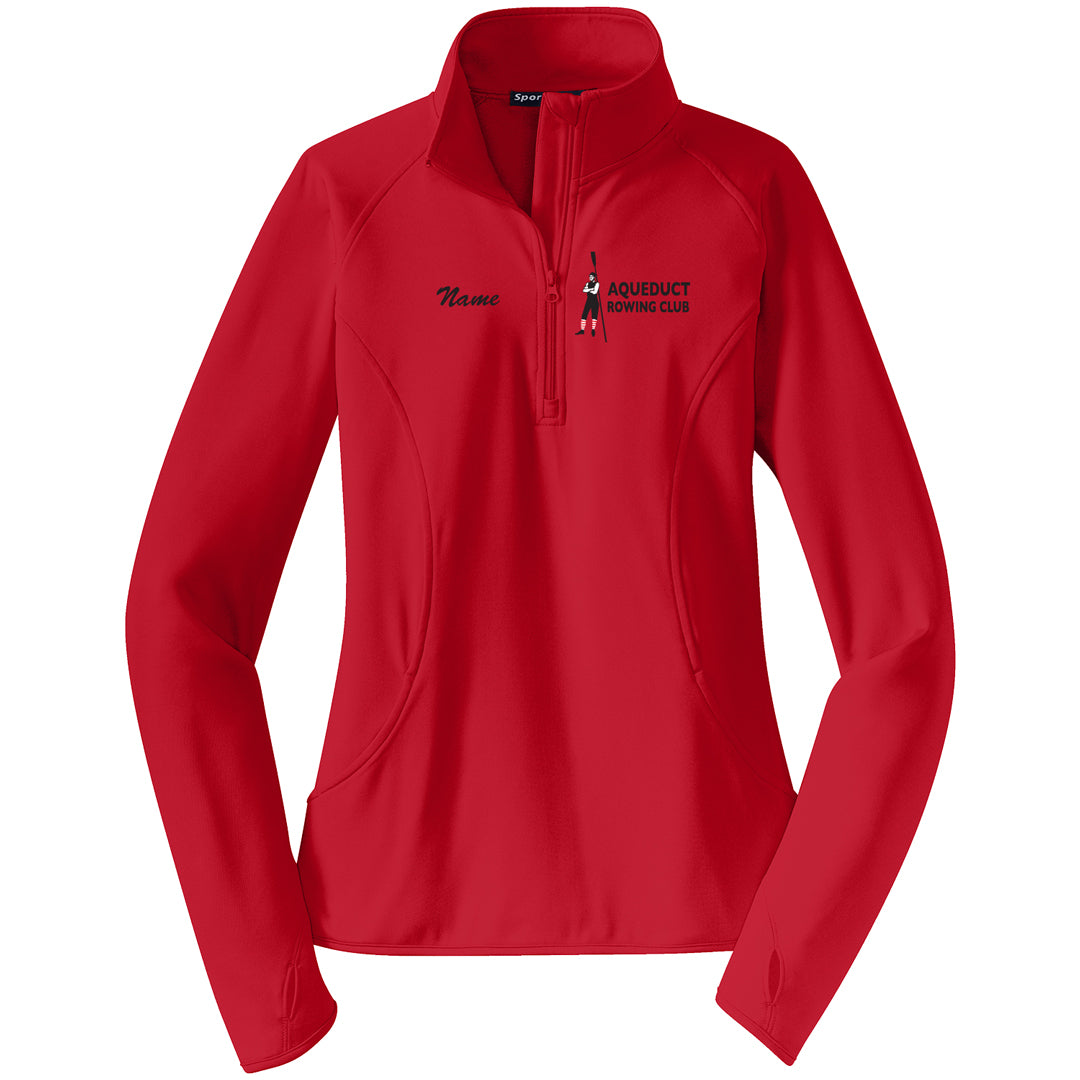 Aqueduct RC Ladies Performance Pullover w/ Thumbhole