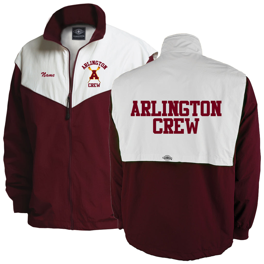 Arlington Crew Wind  Jacket