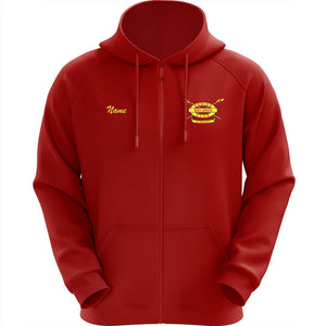 50/50 Hooded Bay Area Rowing Club Pullover Sweatshirt