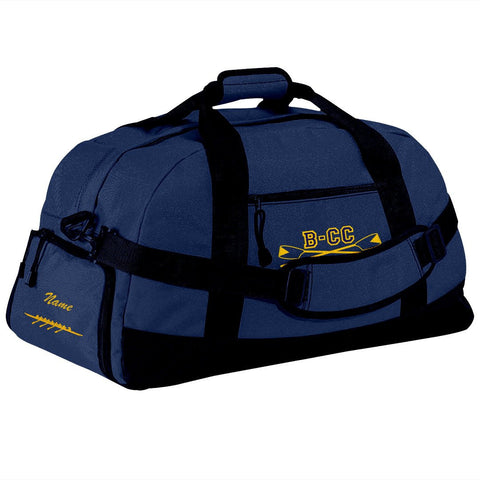 B-CC Crew Team Race Day Duffel Bag