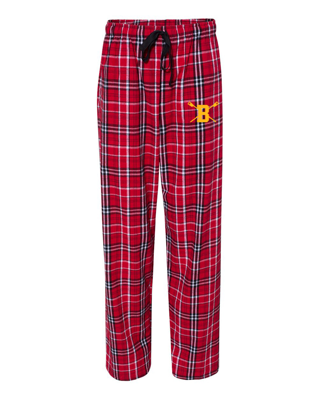 Berkeley High Crew Flannel Pants