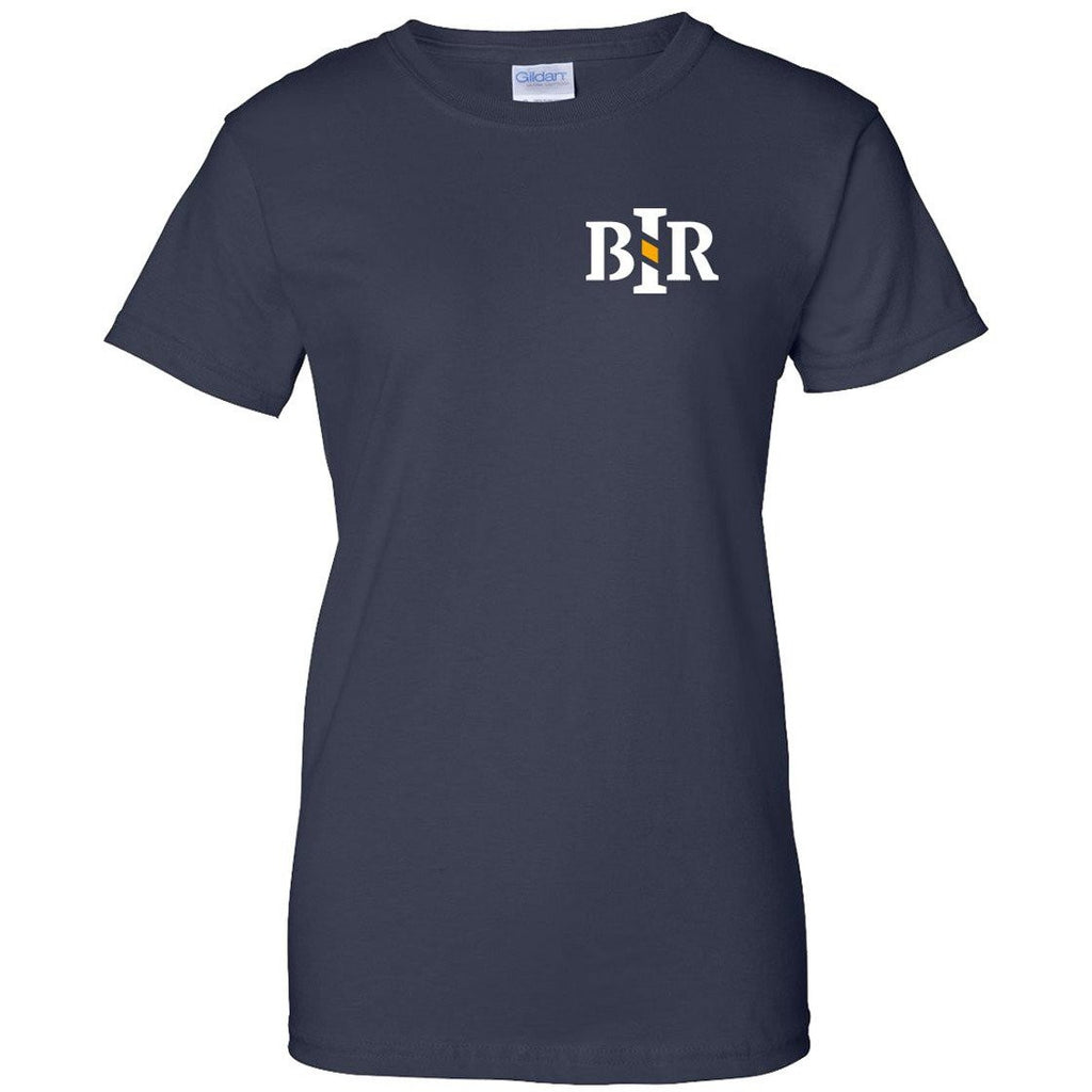 100% Cotton BIR Women's Team Spirit T-Shirt