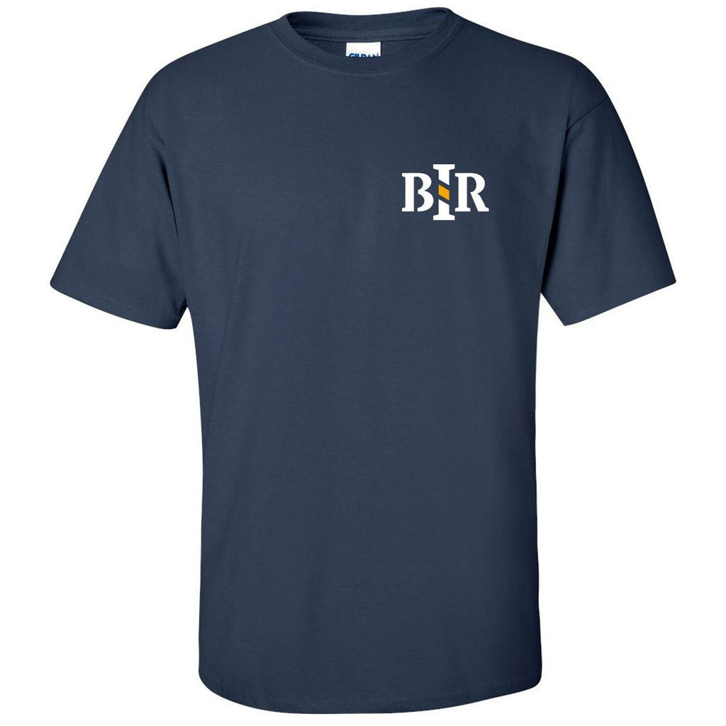 100% Cotton BIR Men's Team Spirit T-Shirt