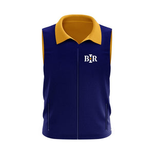 BIR Team Nylon/Fleece Vest