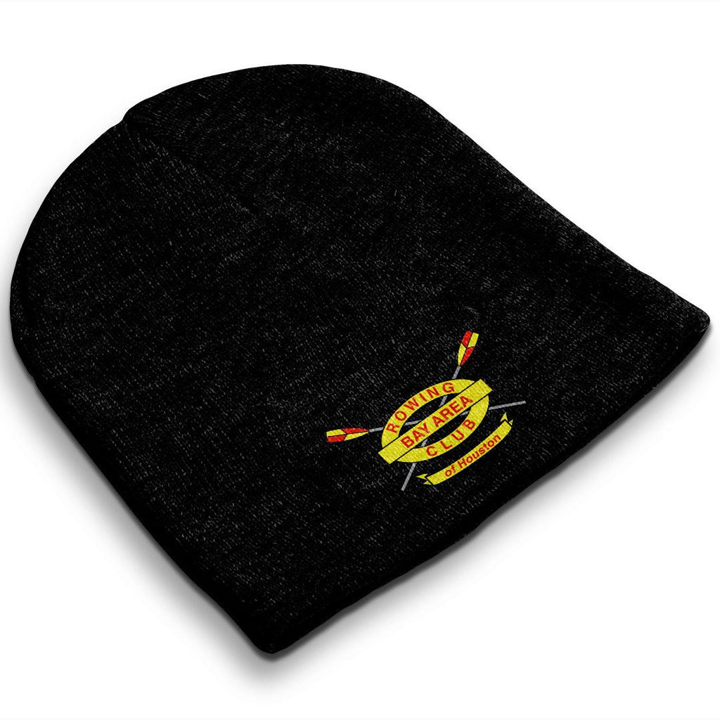 Straight Knit Bay Area Rowing Club Beanie
