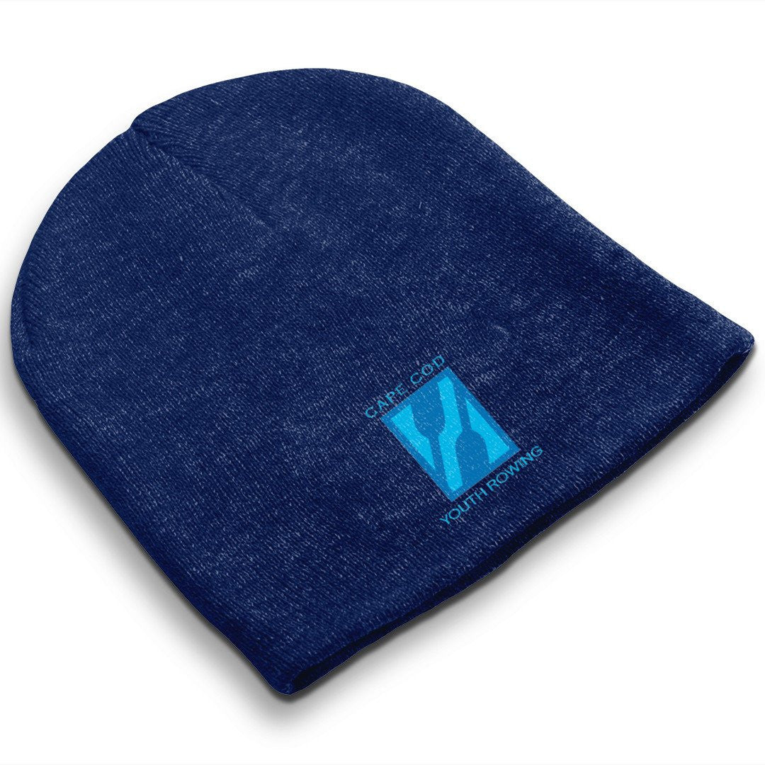 Straight Knit Cape Cod Youth Rowing Beanie