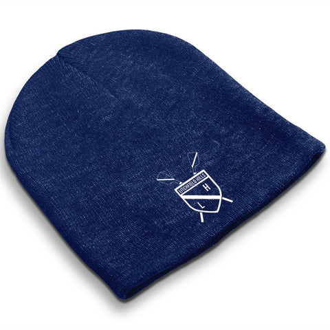 Straight Knit Litchfield Hills Rowing Club Beanie