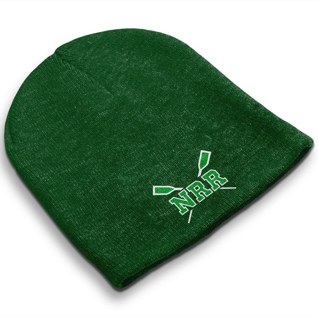 Straight Knit Navesink River Rowing Beanie