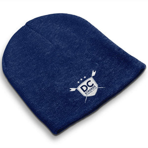 Straight Knit DC Strokes Rowing Club Beanie