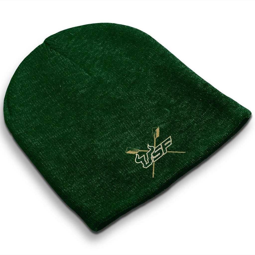 Straight Knit University of Southern Florida Beanie