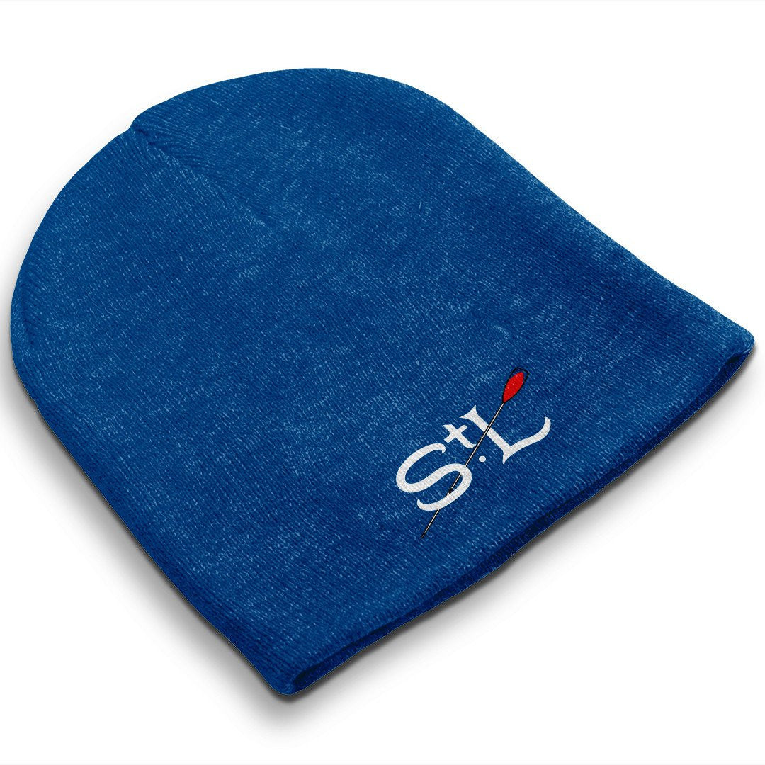 Straight Knit St Louis Rowing Club Beanie