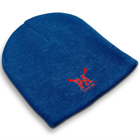 Straight Knit Princess Anne Crew Beanie