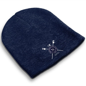 Straight Knit Narragansett Boat Club Beanie
