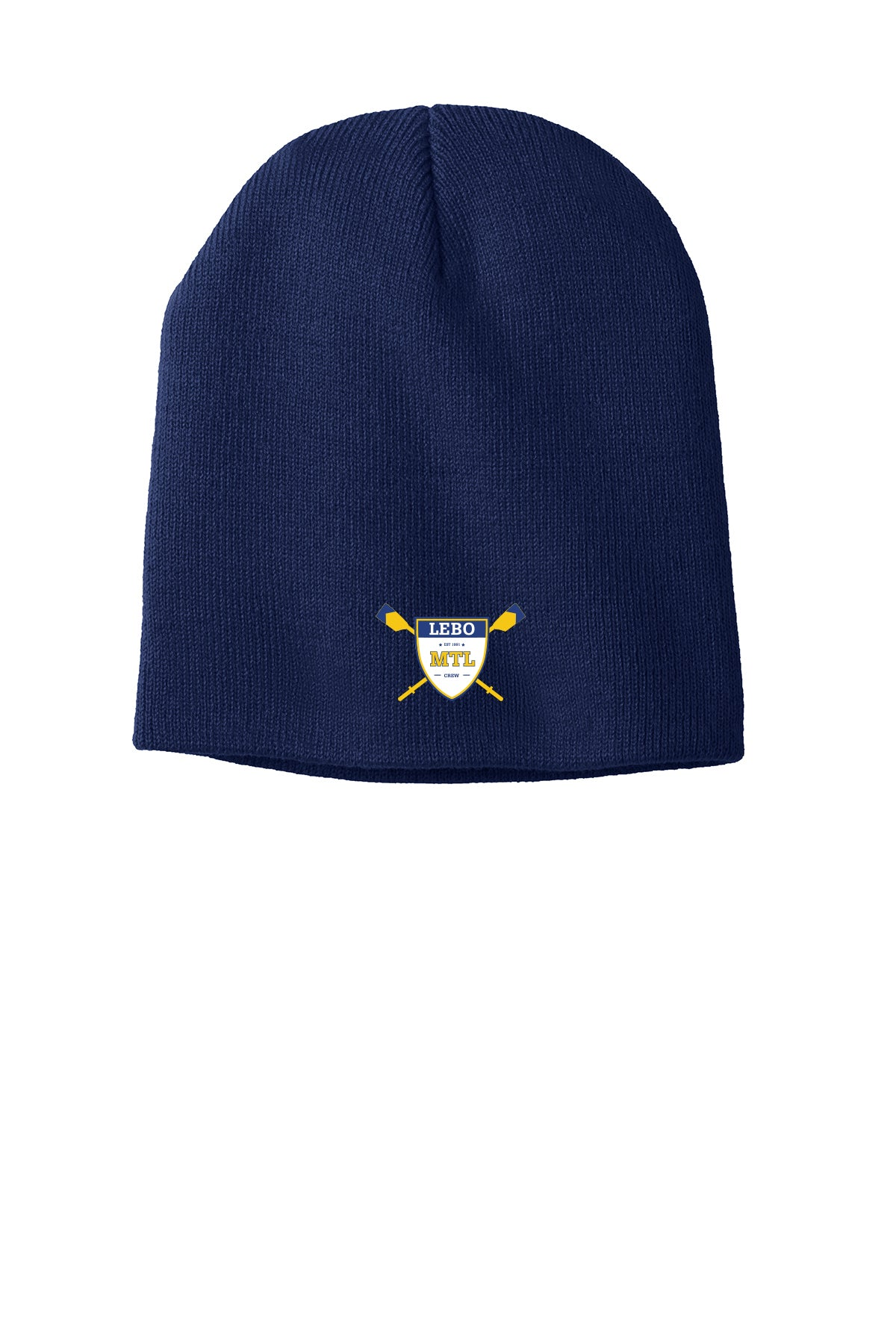 Straight Knit MT Lebanon Rowing Beanie