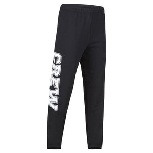 Sew Sporty Crew Sweatpants (Black)