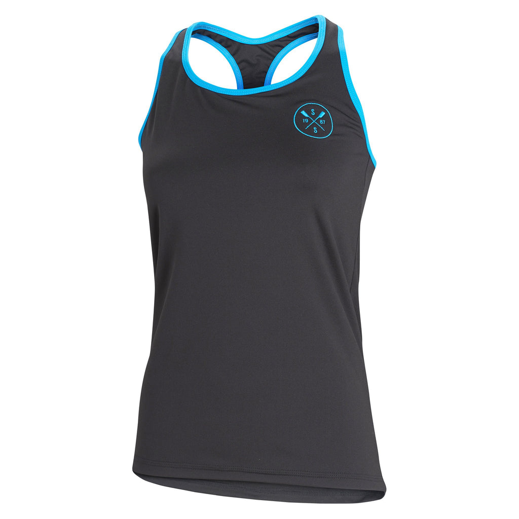 Super T-Back Tank (Black)