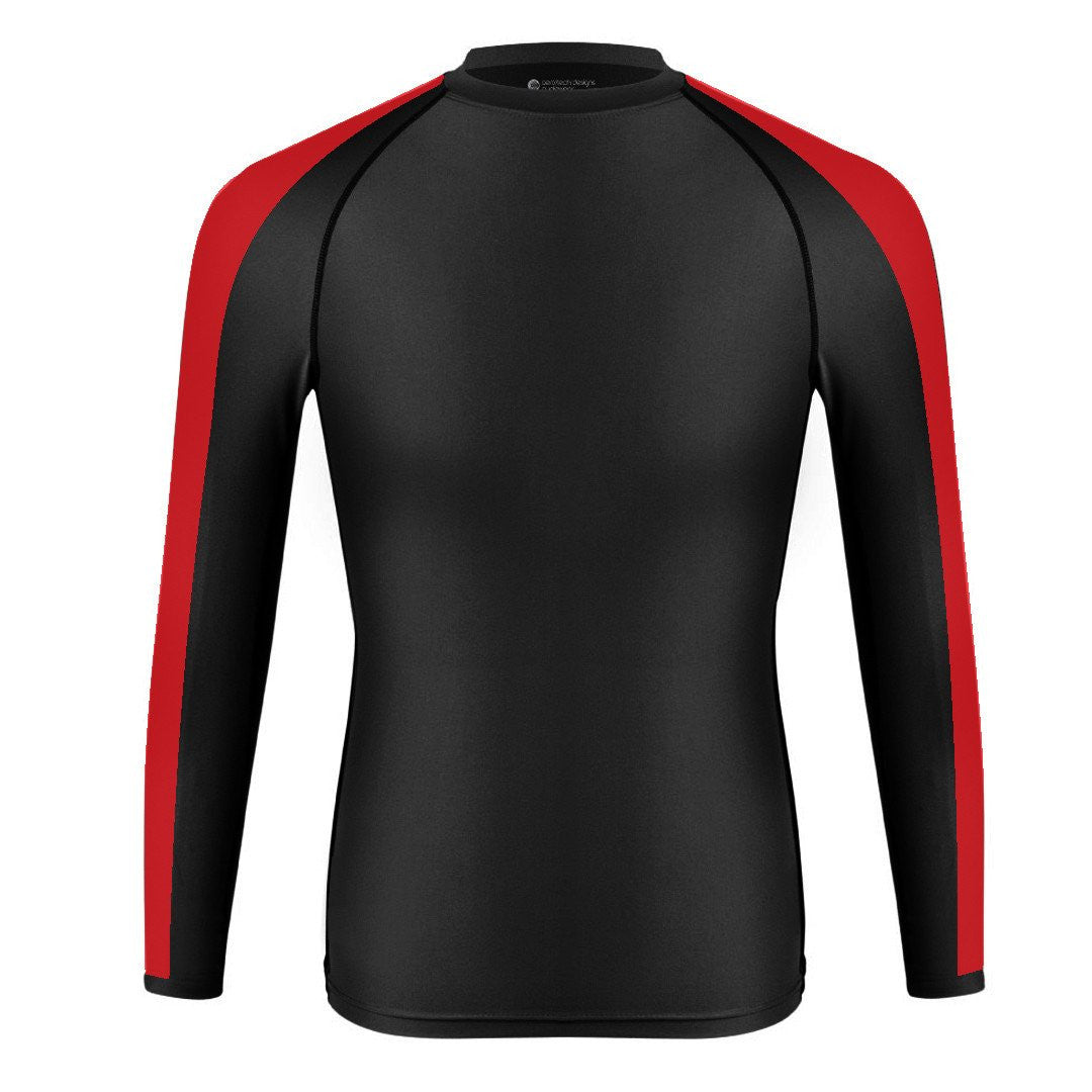 Long Sleeve Brophy Crew Warm-Up Shirt