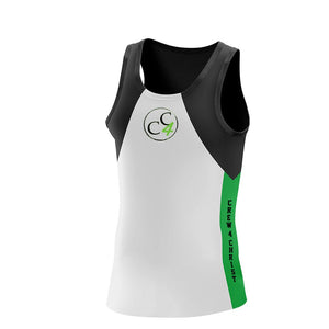 Christ4Crew Men's Traditional Dryflex Spandex Tank