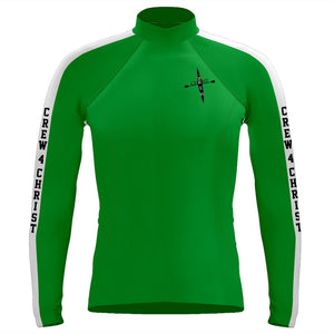 Long Sleeve Crew 4 Christ Warm-Up Shirt