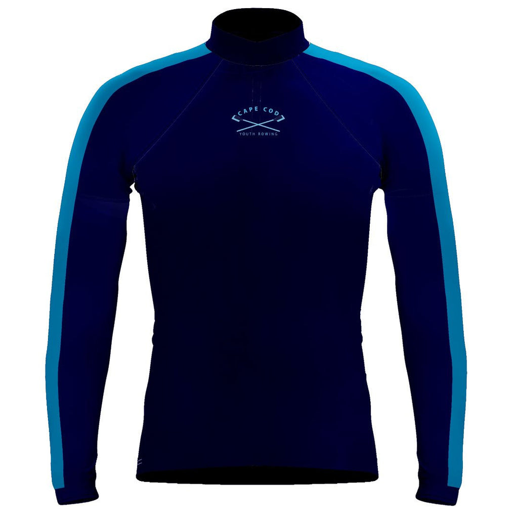 Long Sleeve Cape Cod Youth Rowing Warm-Up Shirt