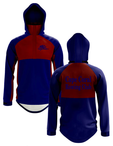 Caloosa Coast Rowing Club HydroTex Elite Jacket