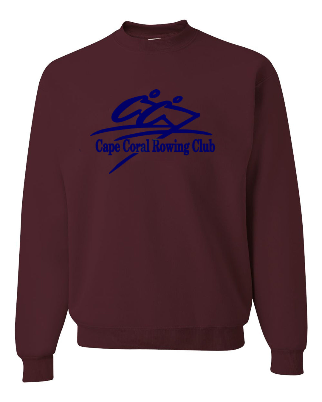 Caloosa Coast Rowing Club Crewneck Sweatshirt