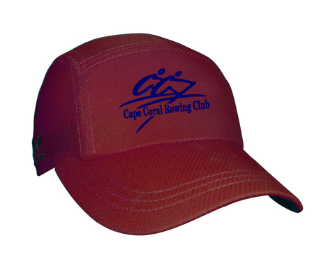 Caloosa Coast Rowing Club Team Competition Performance Hat