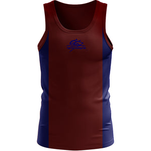 Caloosa Coast Rowing Club Men's Traditional Dryflex Spandex Tank