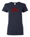 100% Cotton Caloosa Coast Rowing Club Women's Team Spirit T-Shirt