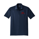 Caloosa Coast Rowing Club Embroidered Performance Men's Polo