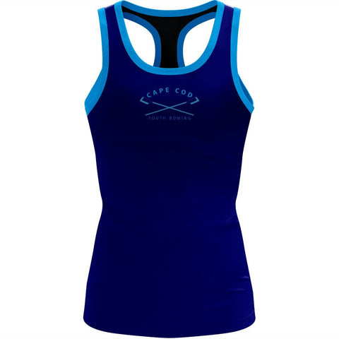 Cape Cod Youth Rowing Women's T-back Tank